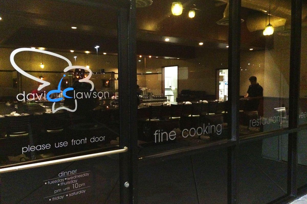 David Clawson Restaurant