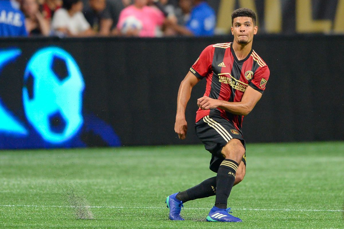 SOCCER: JUN 20 US Open Cup Round of 16 - Chicago Fire at Atlanta United FC