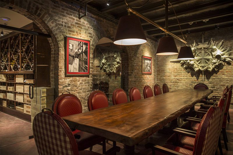 Private Dining Rooms In New Orleans