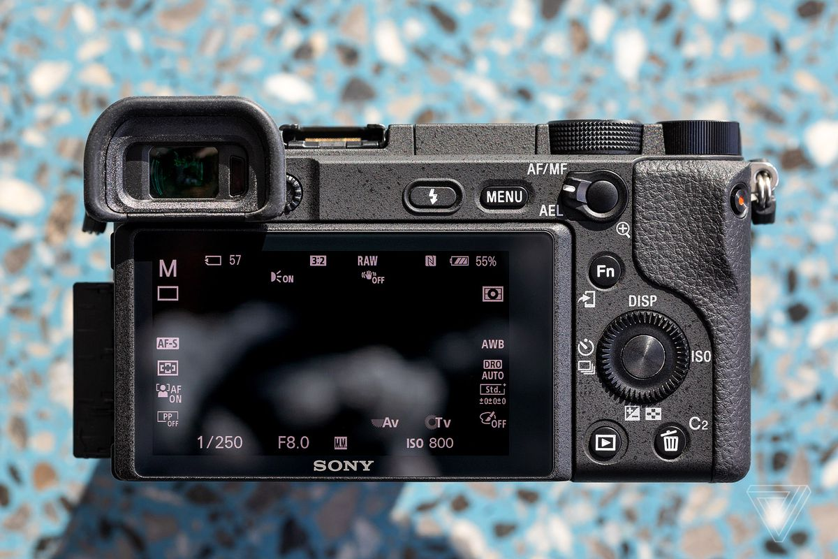Sony A6400 Review A Good Camera Held Back By An Aging