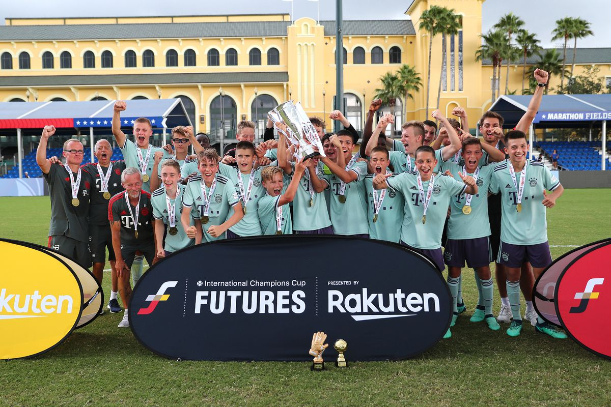 International Champions Cup 2018 Futures Tournament