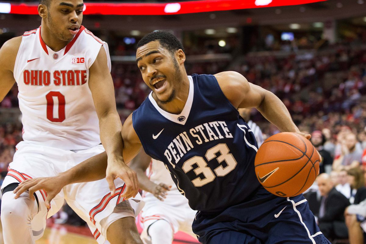 Image result for Penn State vs Ohio State Basketball