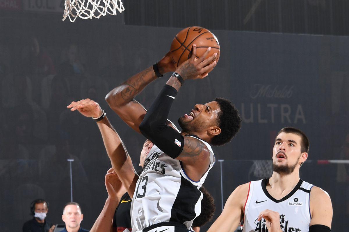 LA Clippers v Denver Nuggets - Game Three