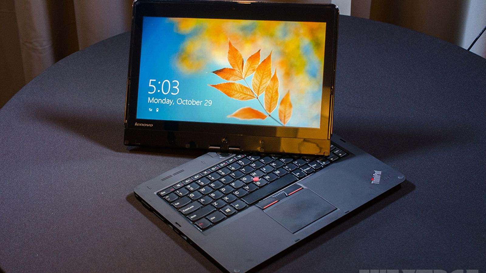 Traditional convertible tablet returns with ThinkPad Twist ...