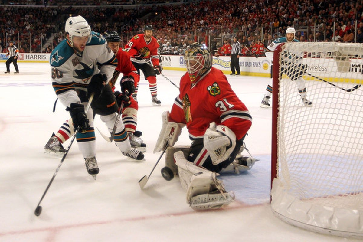 Hey Niemi, meet your new teammate.  (Photo by Jamie Squire/Getty Images)