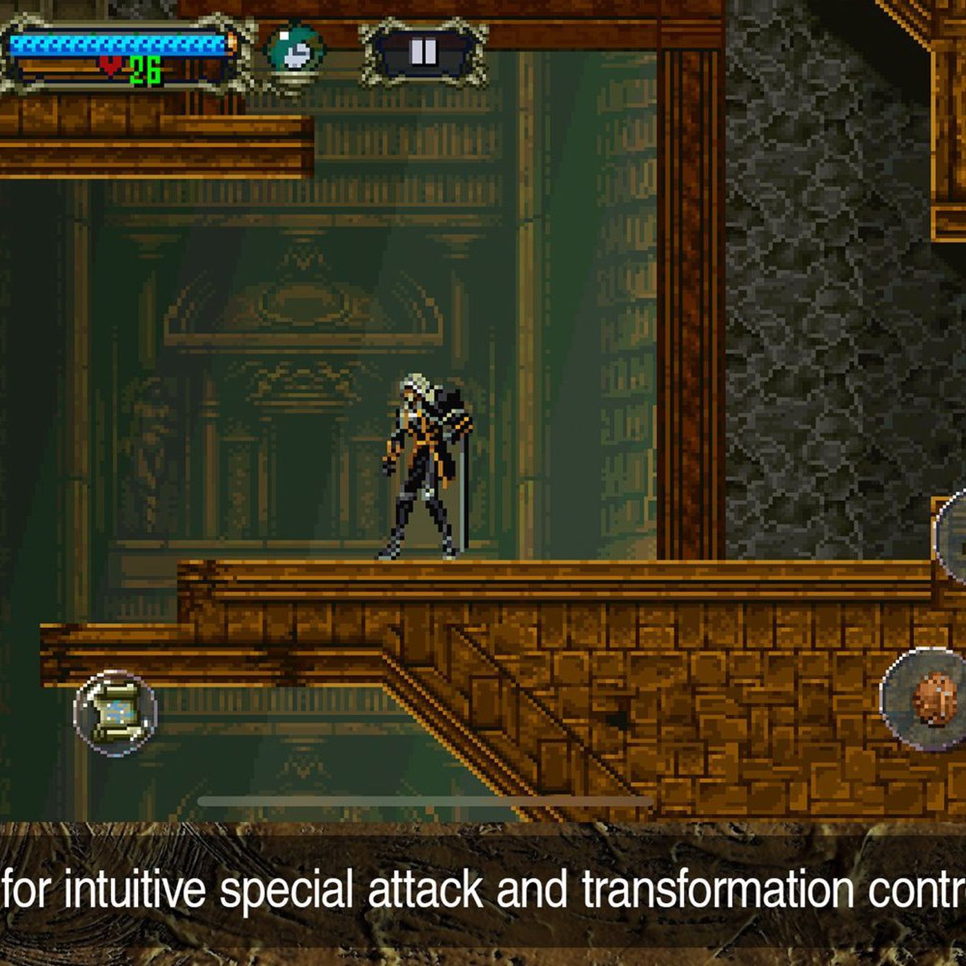 Castlevania Symphony Of The Night Gets Surprise Mobile Release The Verge