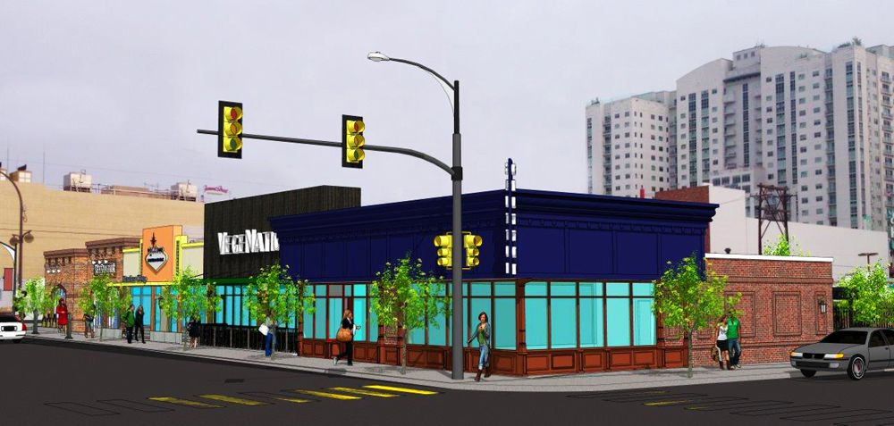 Sears Retail conceptual rendering courtesy Breslin Builders