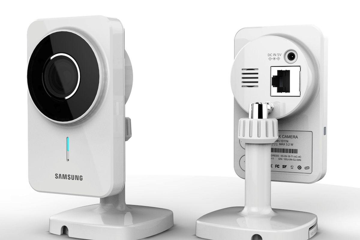Samsung Wi-Fi IP SmartCam