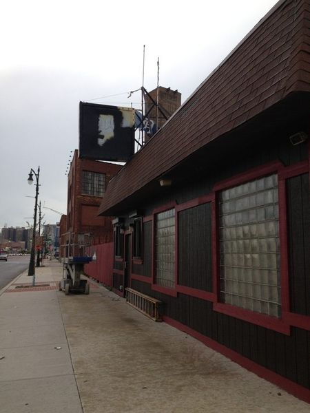 Exterior Shots Of Motor City Wine See The Inside Tonight