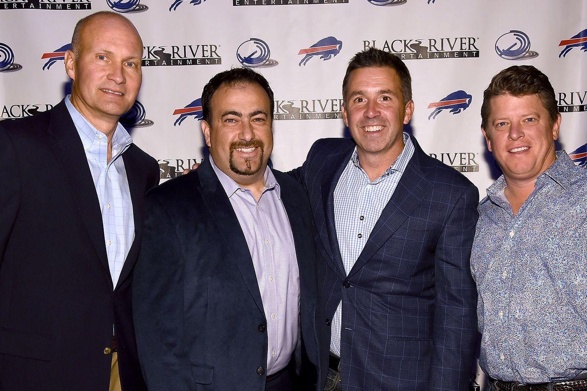 Black River Entertainment Hosts Parent Company Pegula Sports & Entertainment And The Buffalo Bills