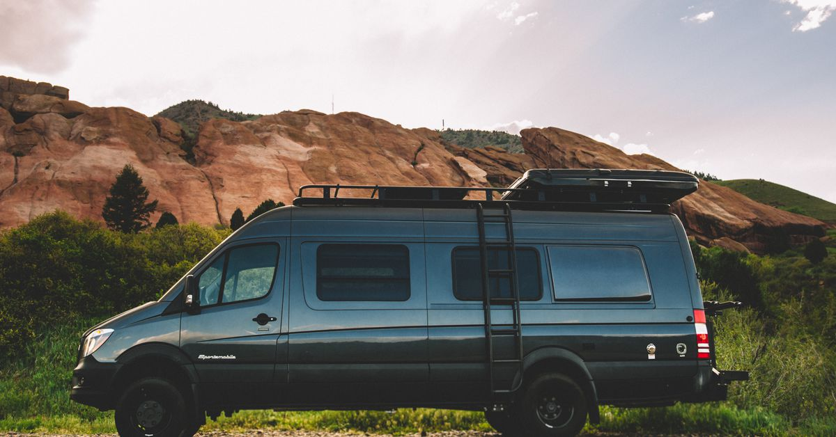 a4708313eb 7 van conversion companies that can build your dream camper - Curbed