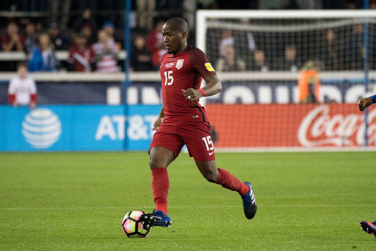 Soccer: Men's World Cup Soccer Qualifier-Honduras at USA
