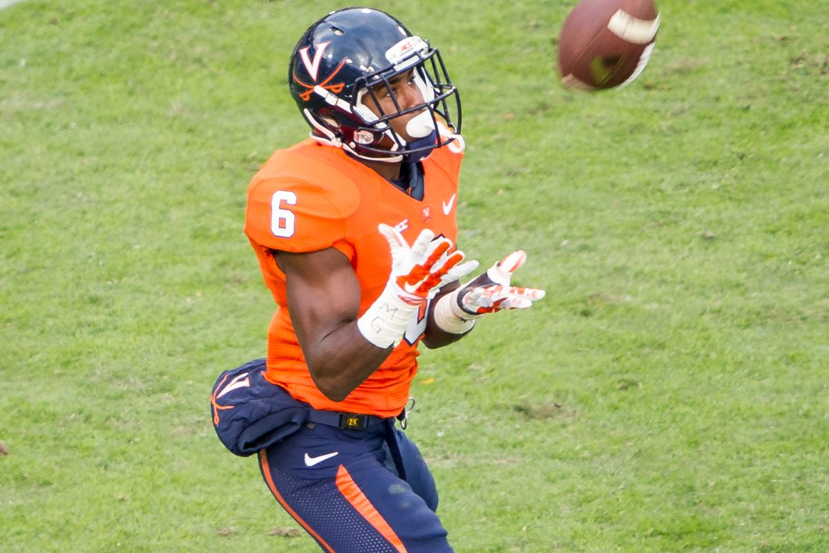 best cheap b31be 83337 Darius Jennings goes the distance, Bronco's plans on getting ...
