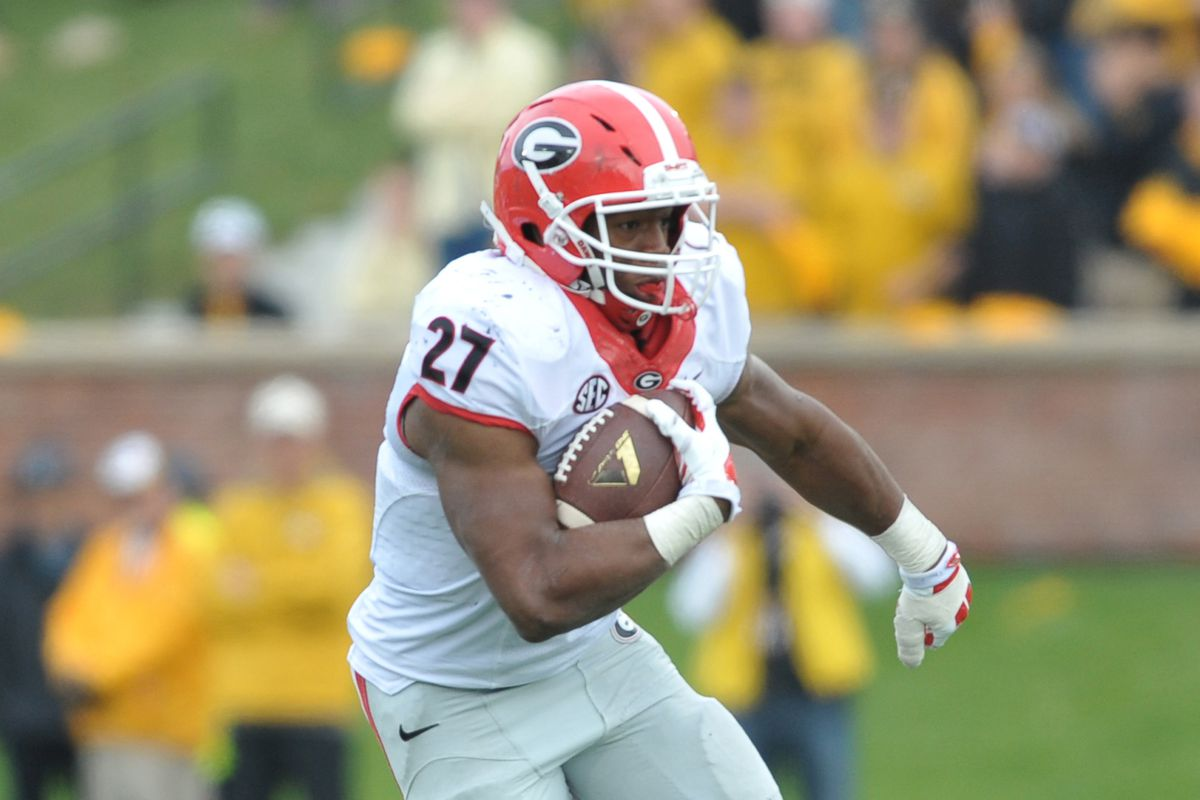 Nick Chubb is the man until further notice.