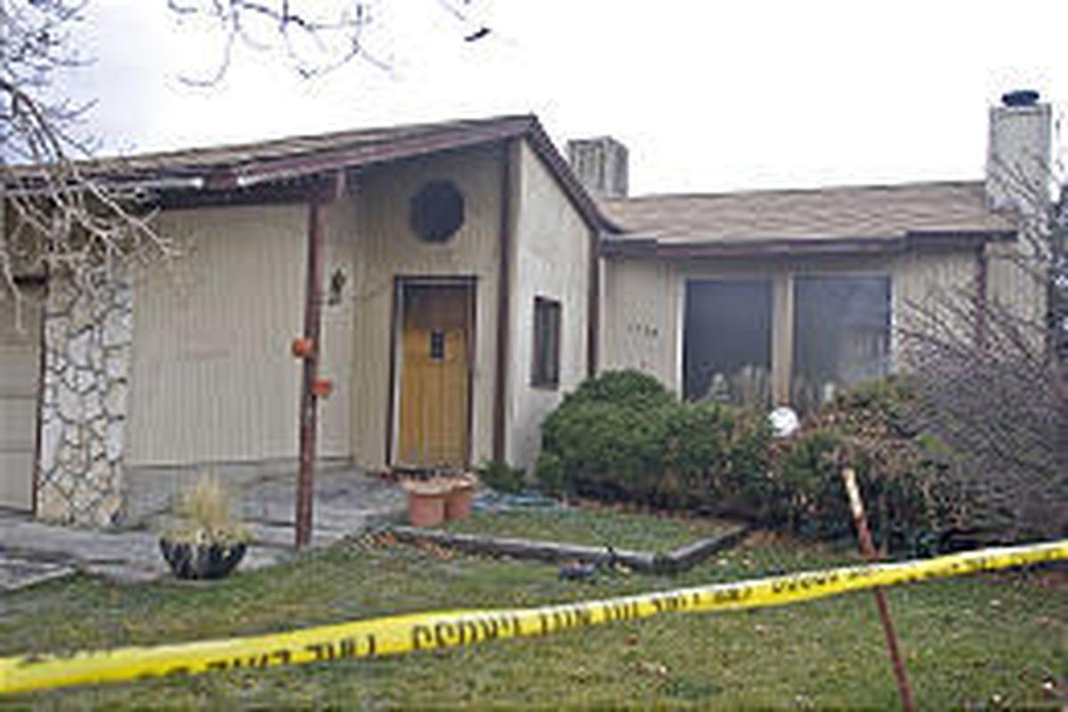 House fire near 1700 E. 9500 South in Sandy began in the basement.