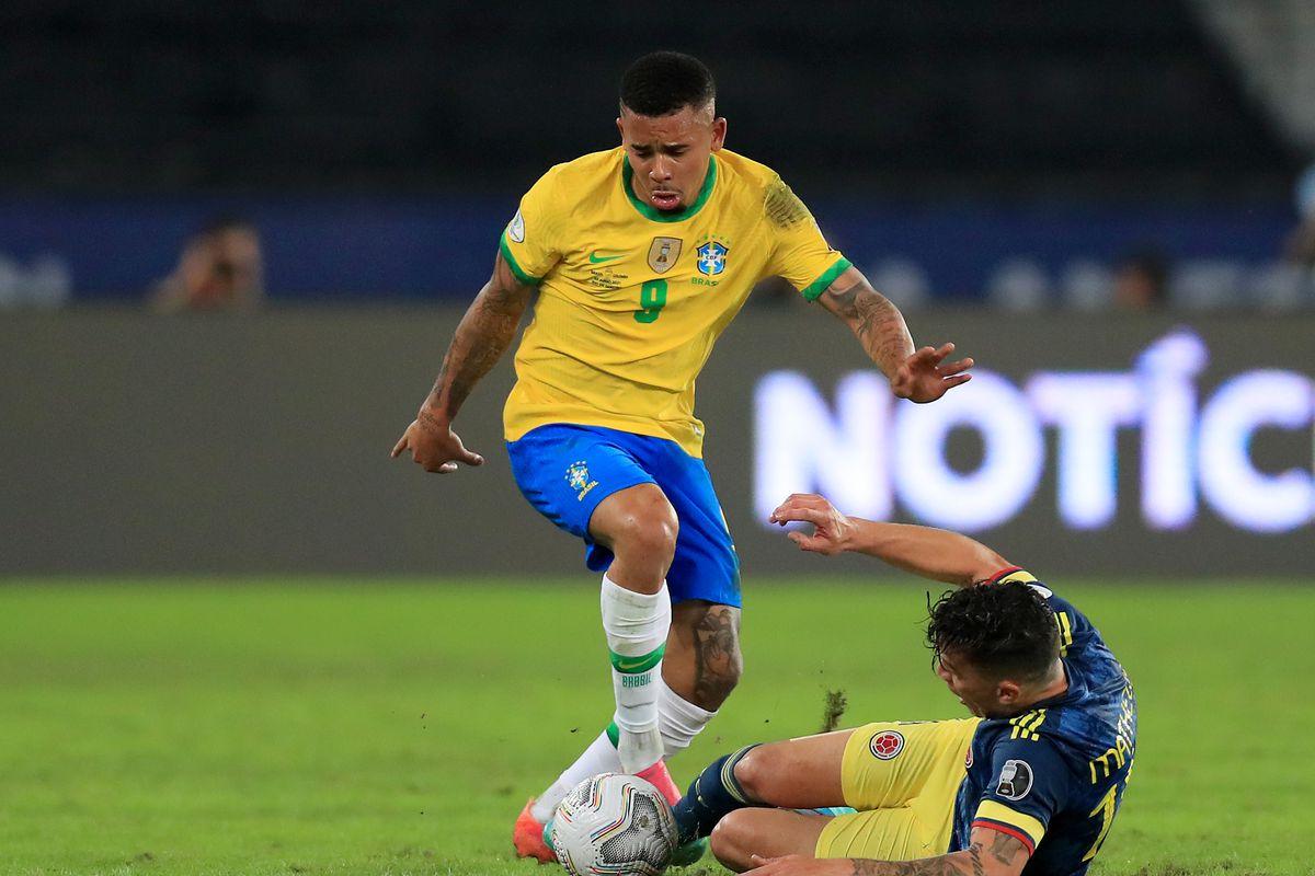 Brazil v Colombia: Group B - Copa America Brazil 2021