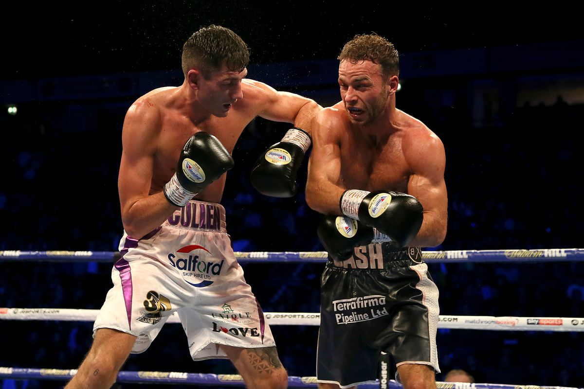 Boxing - Manchester Arena