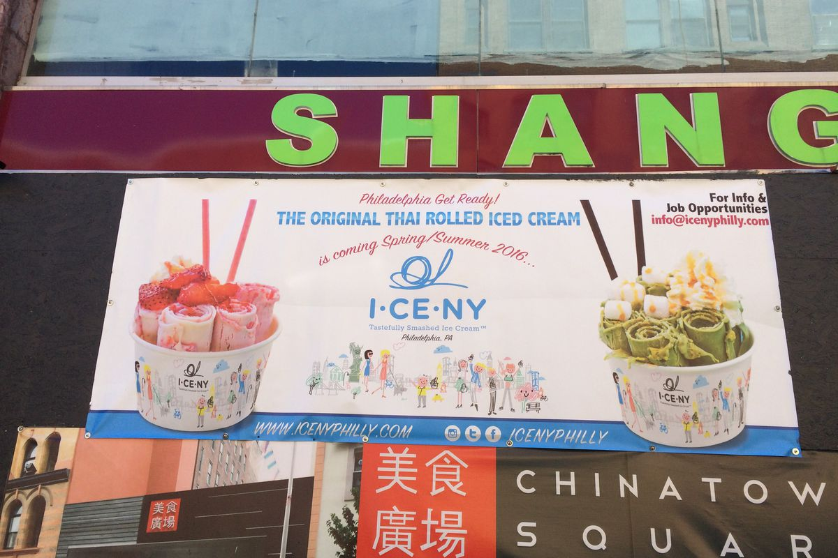 Updated More Thai Rolled Ice Cream Coming To Philly This Time In
