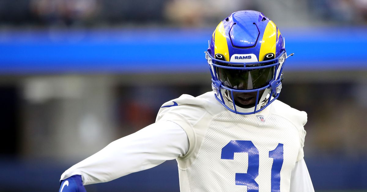 Rams rookie report: Where the new guys stand headed into training camp