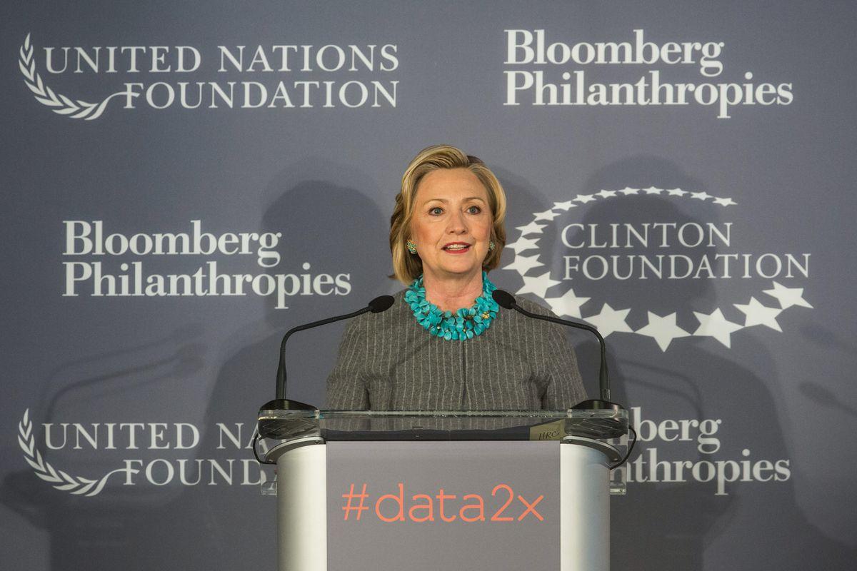 Hillary Clinton December 2014