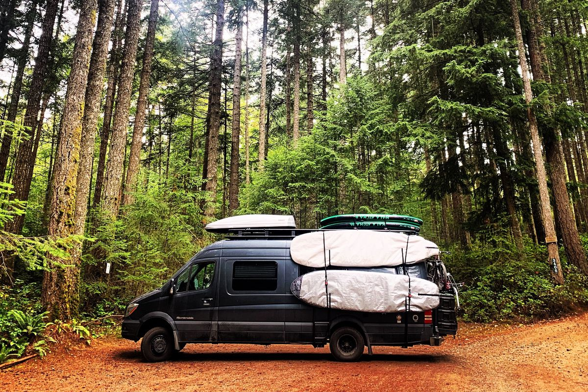 A love letter to #VanLife from a millennial mom - Curbed