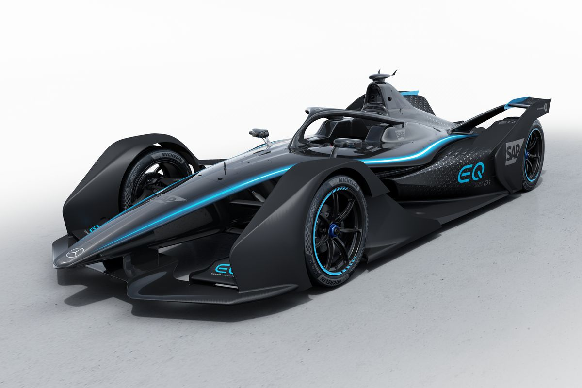 The German Automaker Will Run Both Formula One And E In 2020