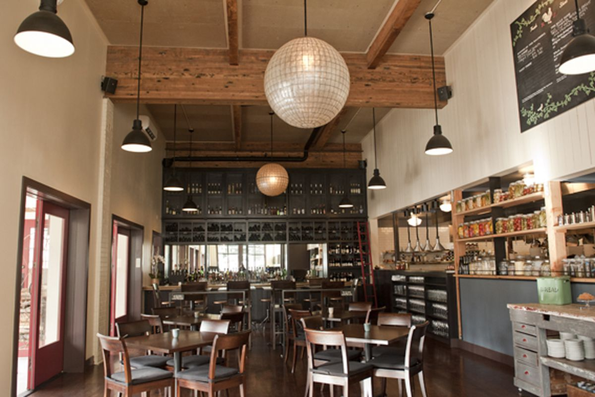 Restaurant Zoe may be a contender