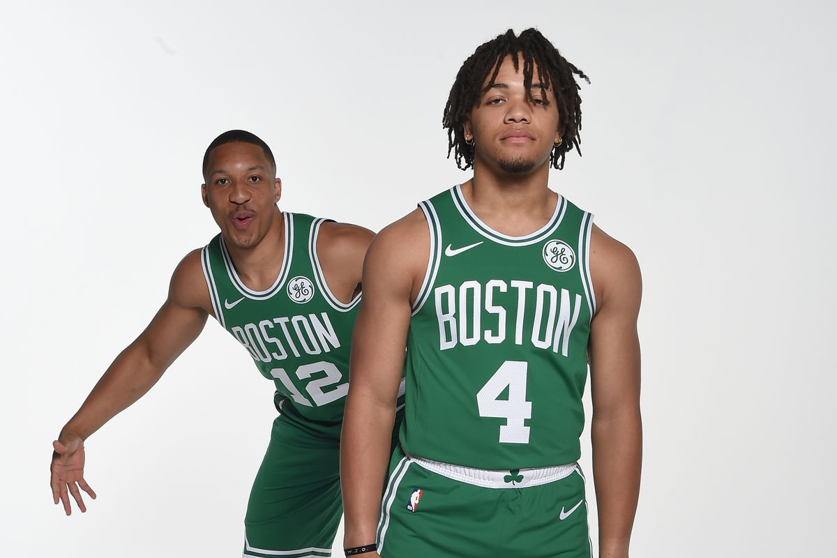 2019-20 Boston Celtics Media Day