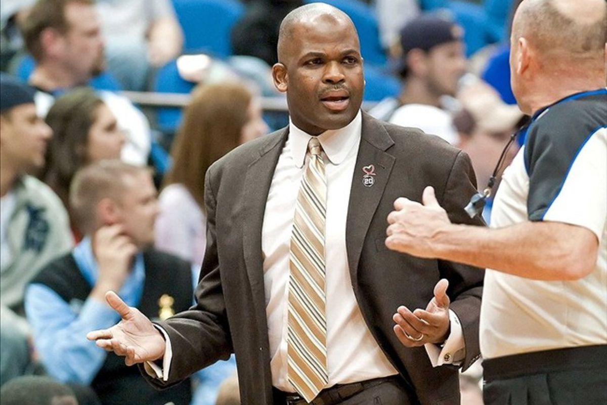 Potential Pistons coach Nate McMillan brought old school
