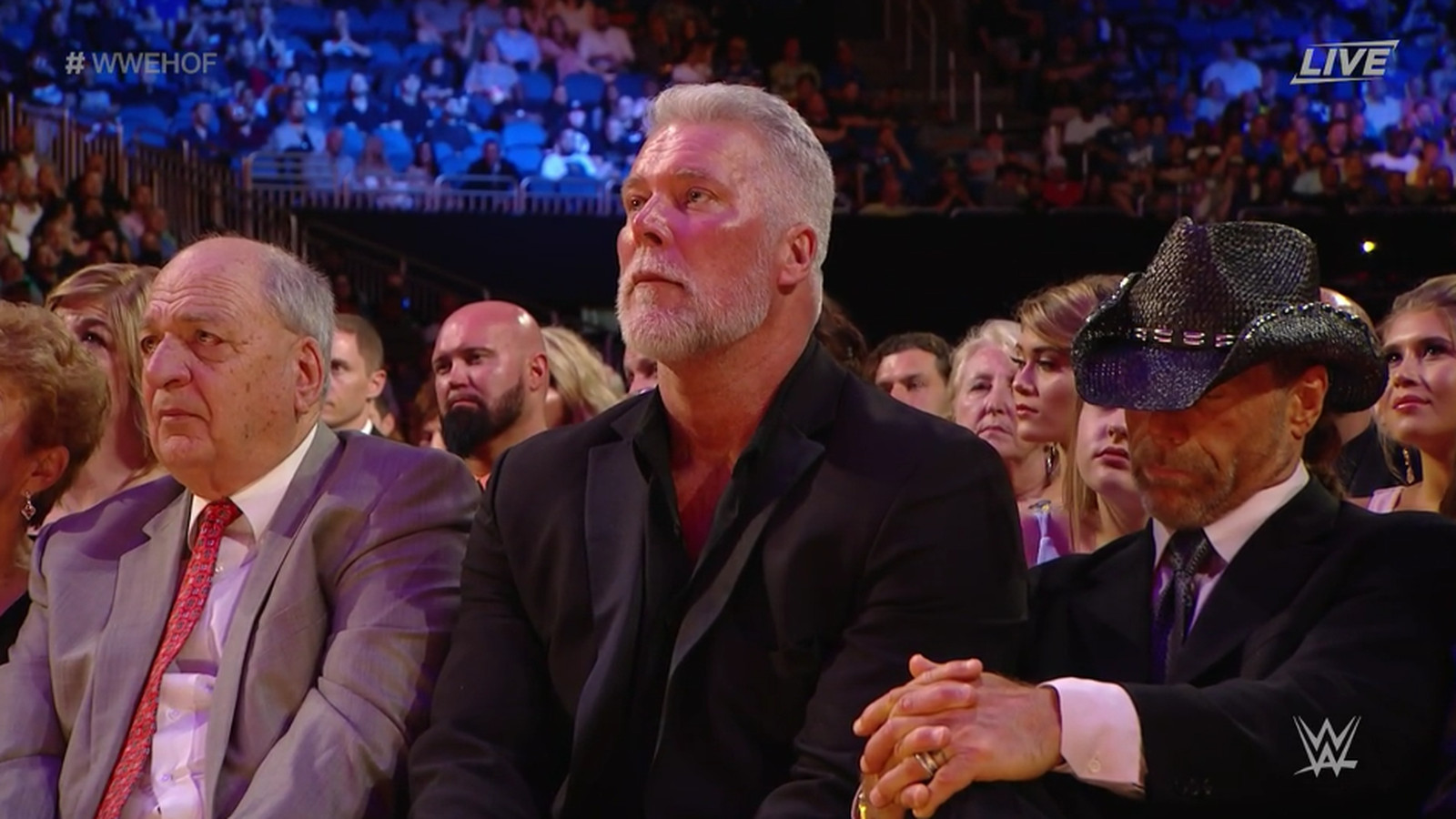 A Very Good Photo Of Shawn Michaels At The Wwe Hall Of