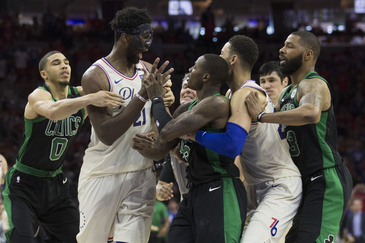 Image result for sixers celtics