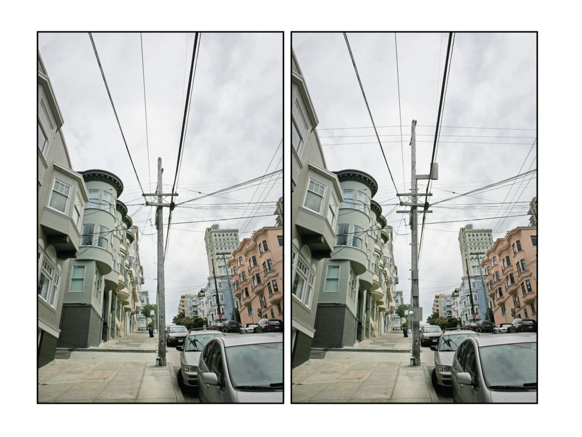 Can you spot the itty-bitty cells in these before-and-after renderings from Verizon?