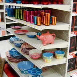 Home goods, include votive holders and dishes