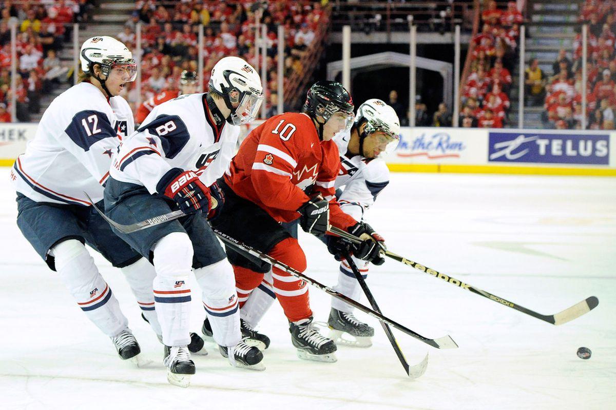 USA! USA! USA! Or, you know, something like that.