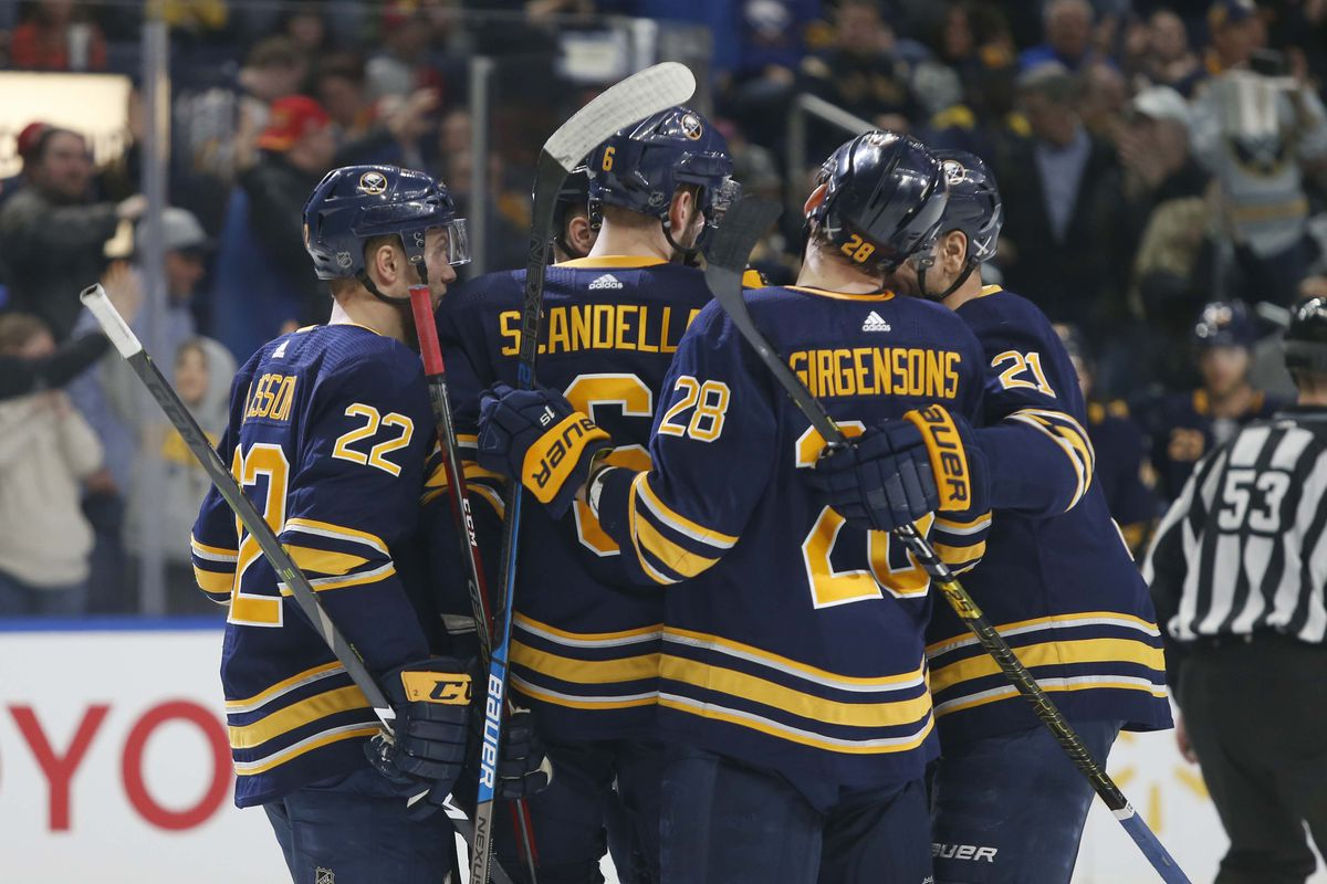 Buffalo Sabres training camp storylines to follow