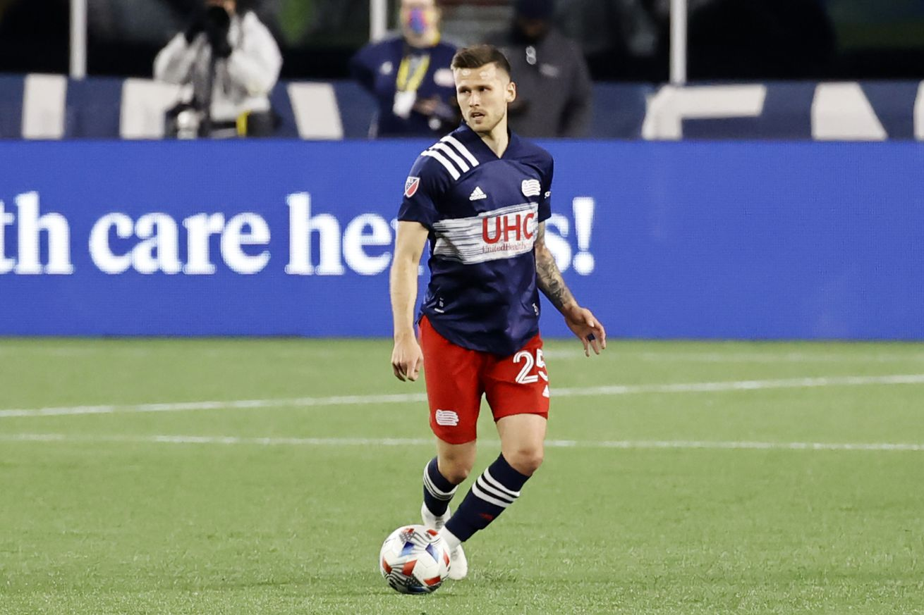 SOCCER: APR 24 MLS - DC United at New England Revolution