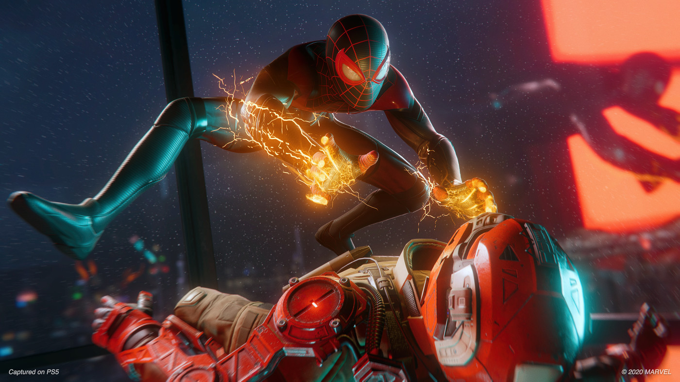 Insomniac Confirms Spider Man Miles Morales Is A Standalone Ps5