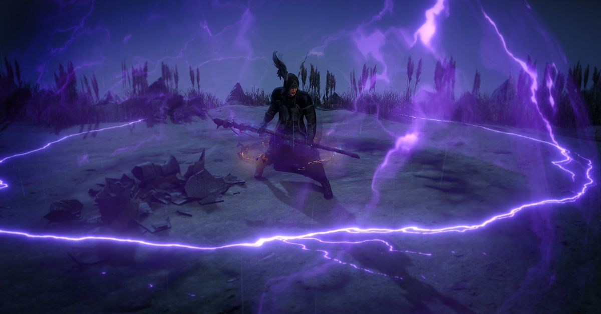 Path of Exile: Royale returns beginning right this moment