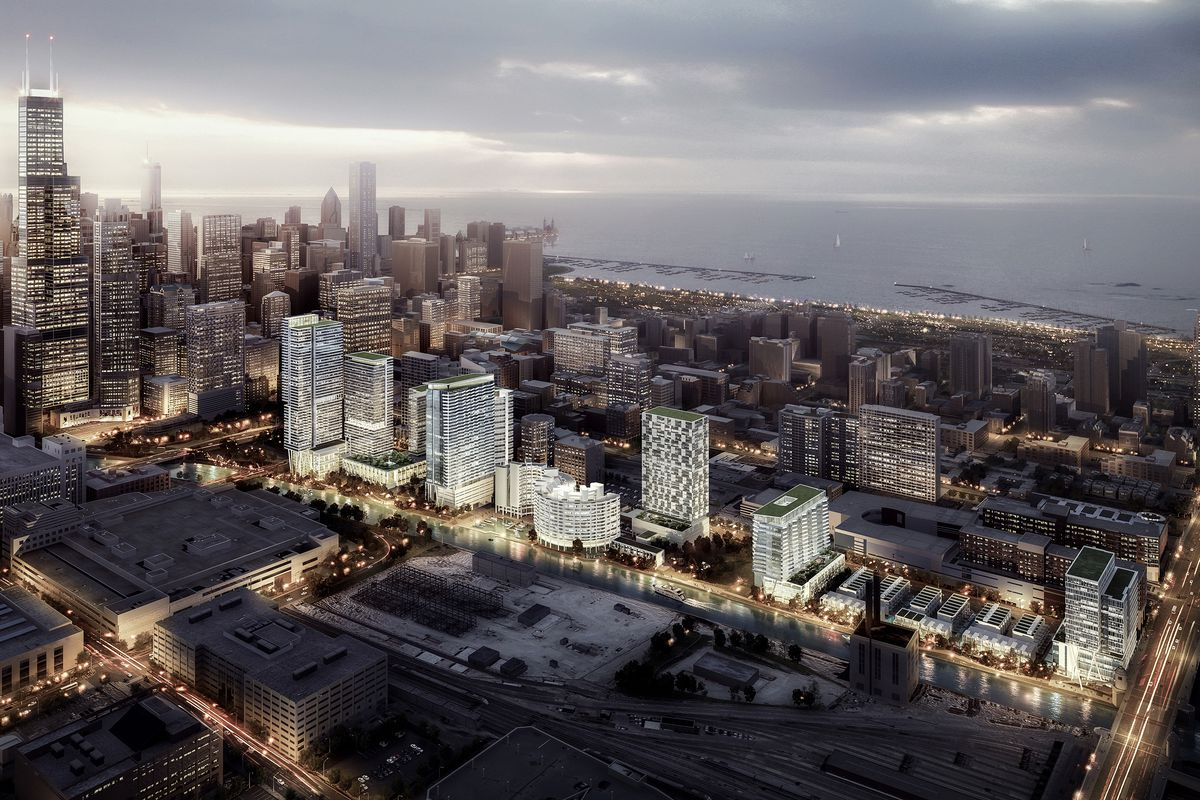 Here's your Chicago megadevelopment cheat sheet - Curbed Chicago