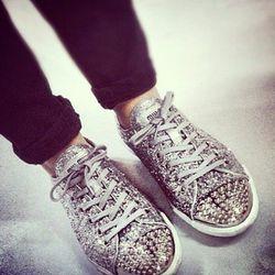 """""""I think I need these #MiuMiu sneakers!"""""""