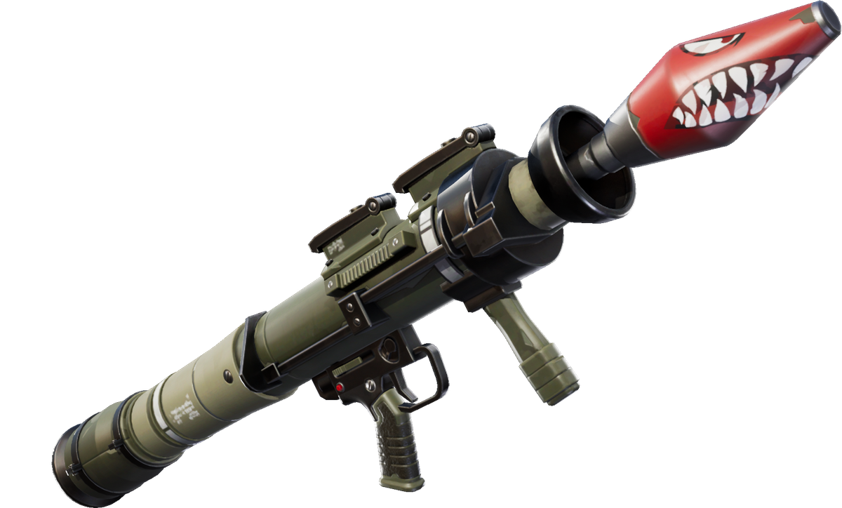 Fortnite Chapter 2 Rocket Launcher Epic