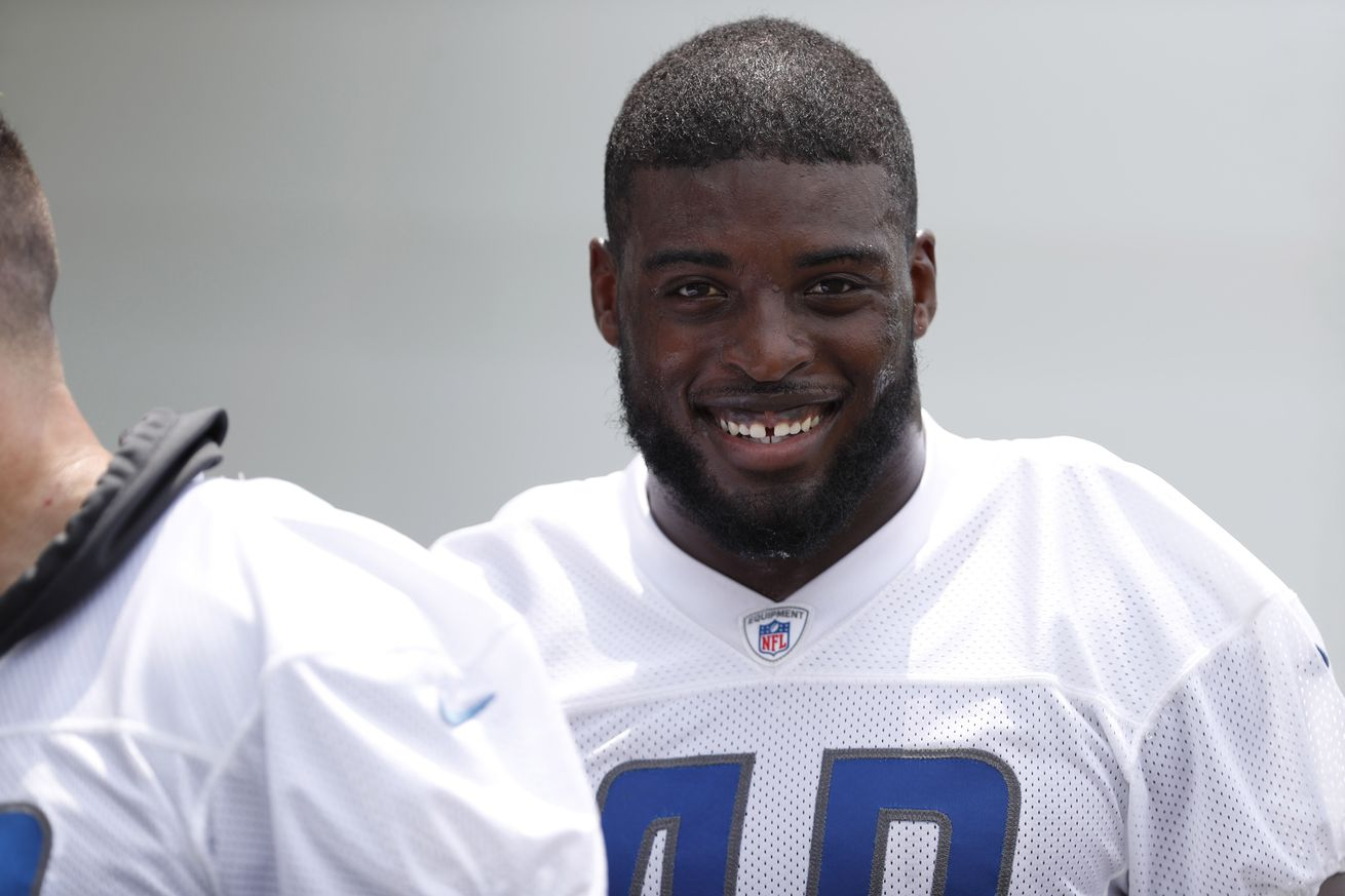 Monday open thread: Which Lions rookie are you most excited to see during training camp?