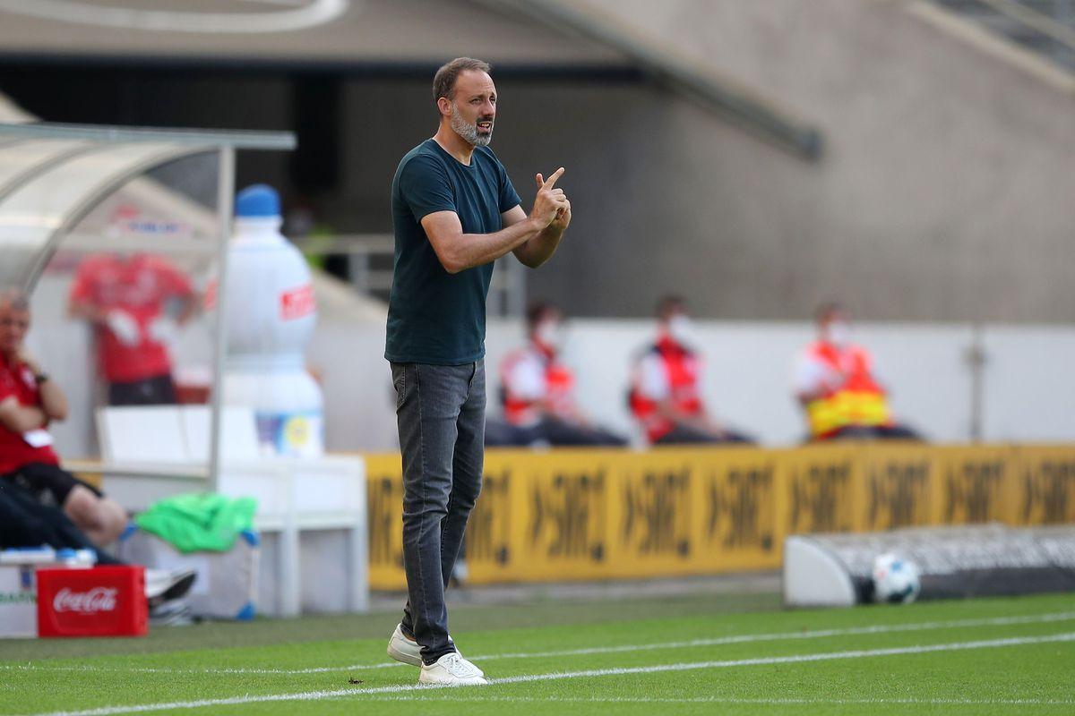 VfB Stuttgart v SV Darmstadt 98 - Second Bundesliga