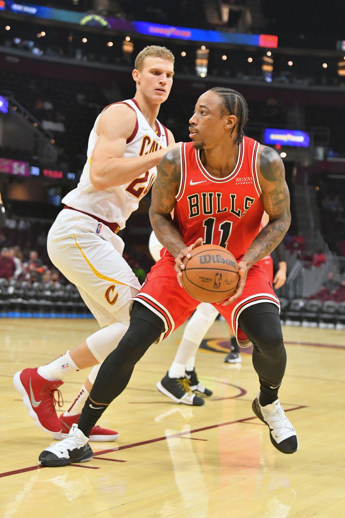 Chicago Bulls v Cleveland Cavaliers