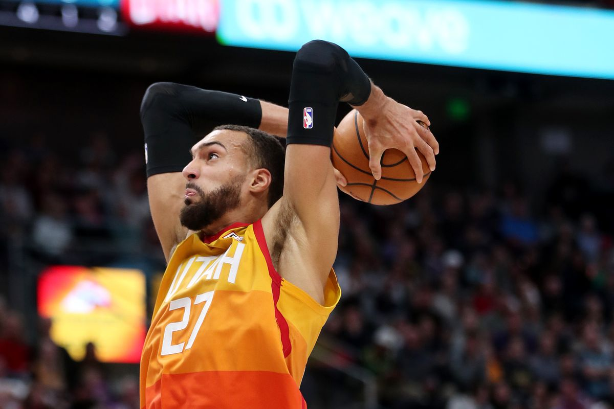 Utah Jazz: Winning record could boost Rudy Gobert's All-Star chances