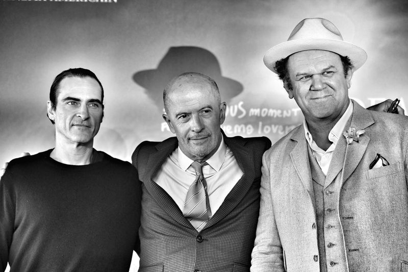 1026640620.jpg John C. Reilly explains how to properly fit a men's hat