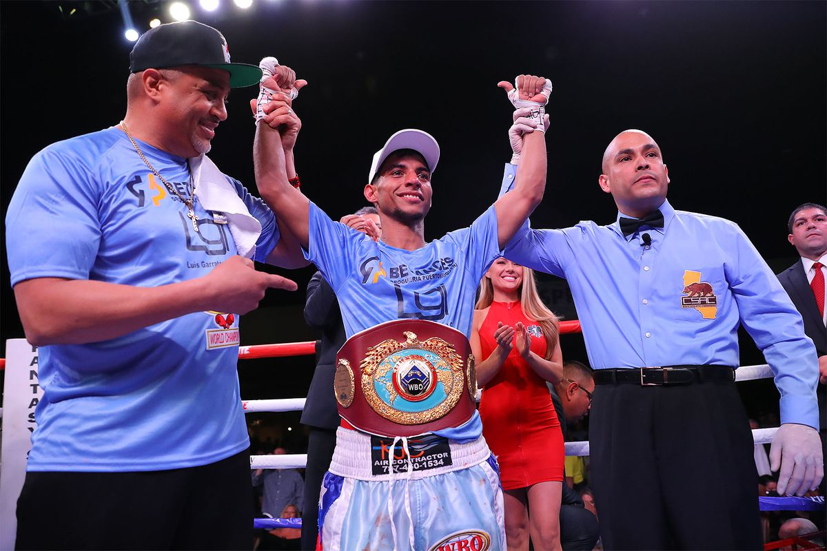 Angel Acosta set to face Elwin Soto, Jorge Linares off June 21 card