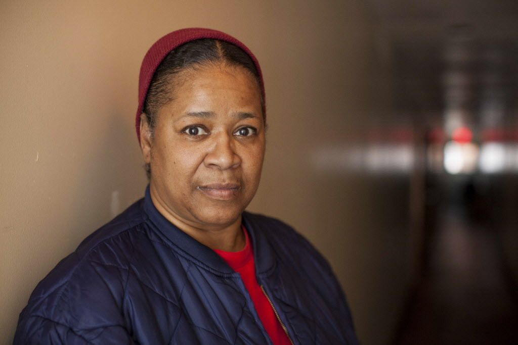 Union steward Lynne Lane says black workers at Cloverhill reported Mexican workers to immigration officials. | Michelle Kanaar / Sun-Times