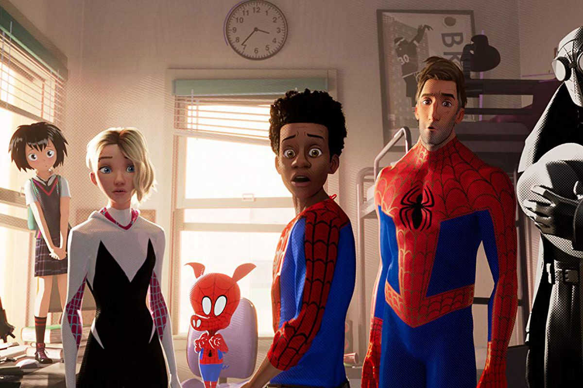 Image result for into spiderverse