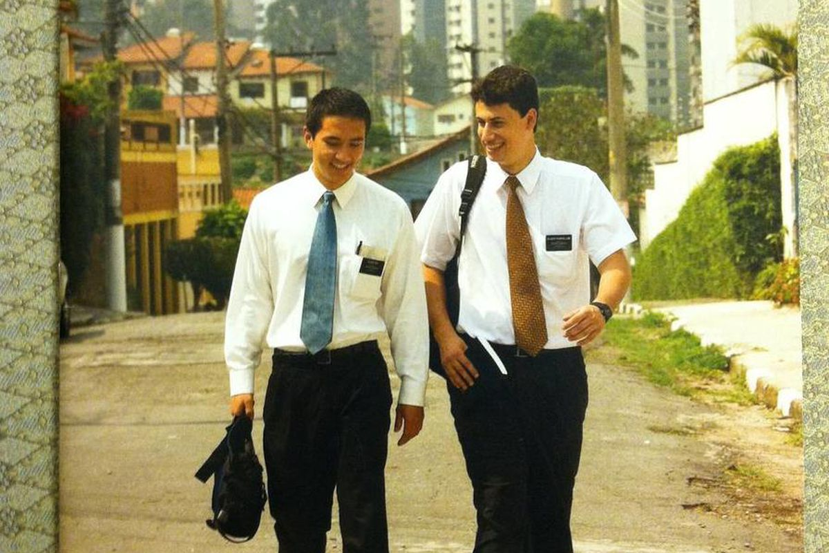 Many Mormon missionaries who return home early feel some